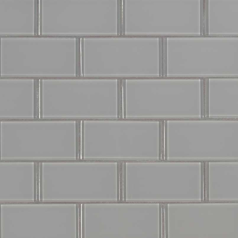 Oyster Gray Subway Tile