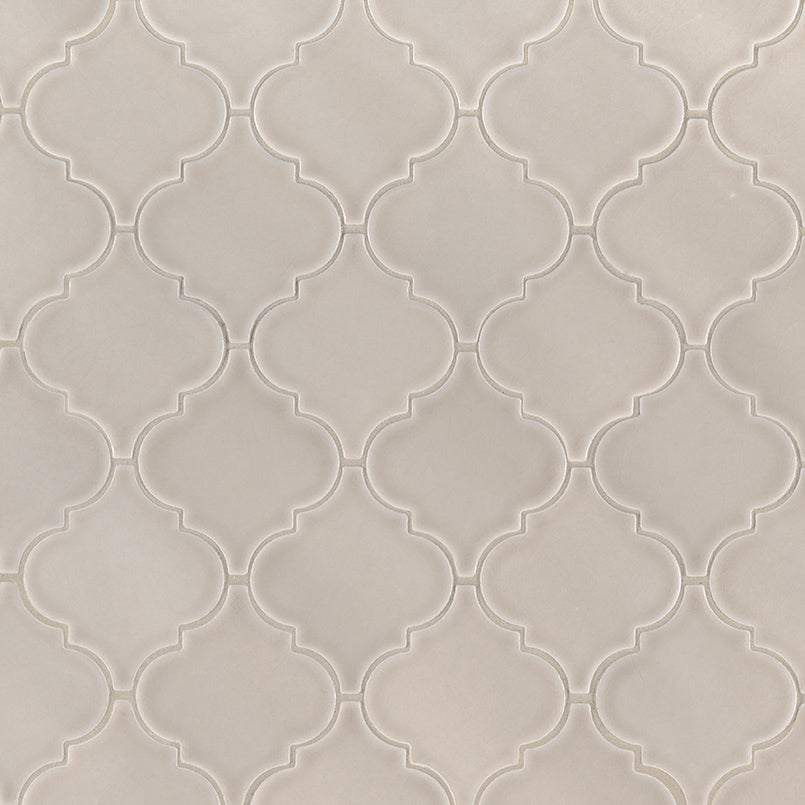 Portico Pearl Arabesque Tile