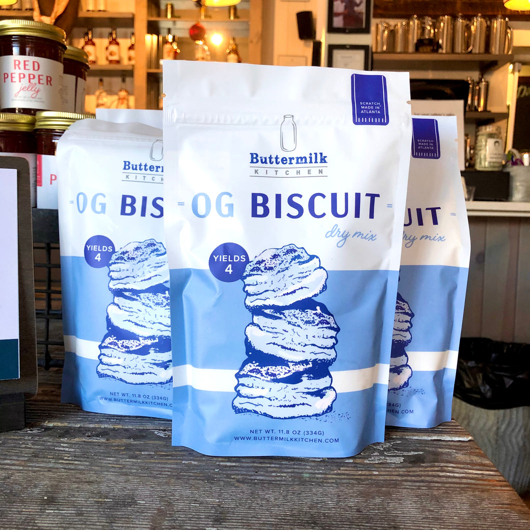 OG Buttermilk Biscuit Dry Mix