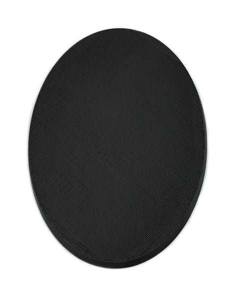 105mm x 170mm Oval Blank Beveled Base