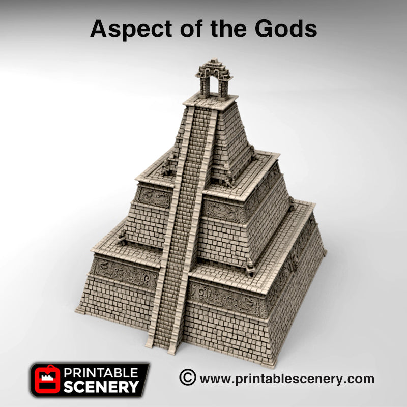 Aspect of the Gods
