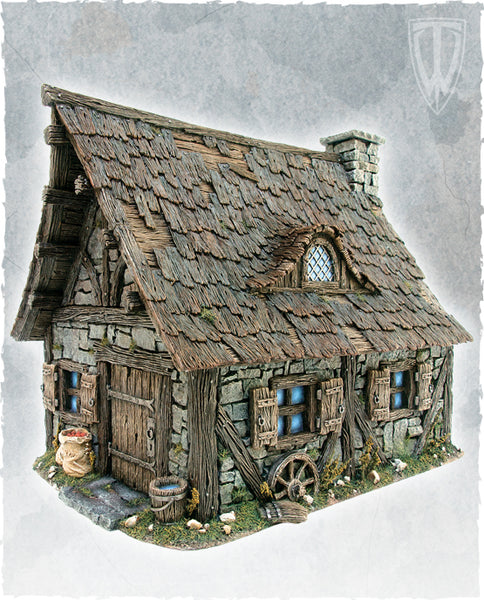 Tabletop World - Cottage