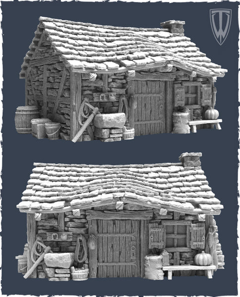 Tabletop World - Cottage II