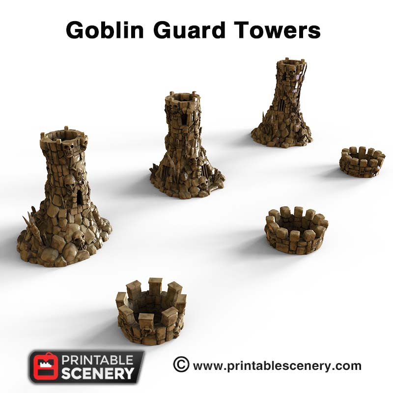 Goblin Guard Tower