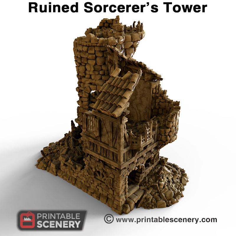 Ruined Sorcerer Tower