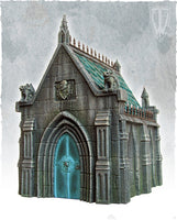 Tabletop World - Mausoleum