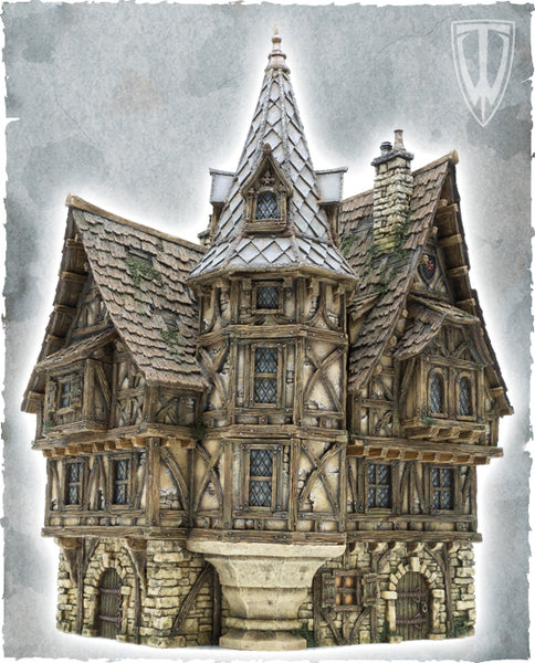 Tabletop World - Mansion