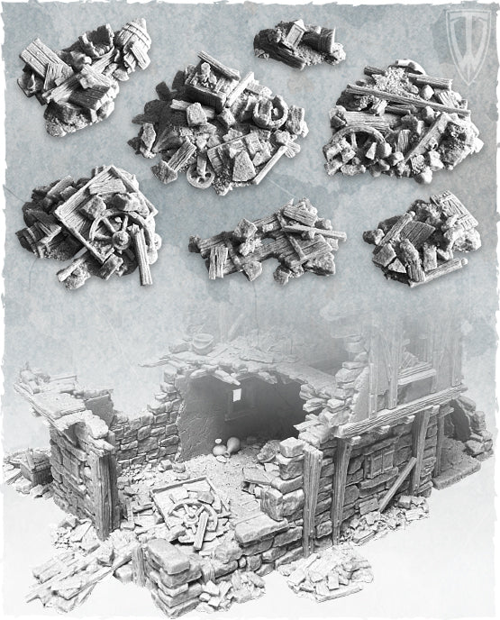Tabletop World - Rubble