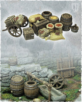 Tabletop World - Supplies