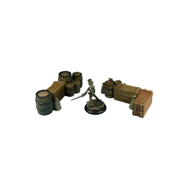 Ware Piles Set 1 - 2pc Set