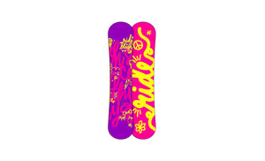 Blush Snowboard Deck (4349184409678)