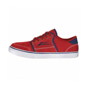 Carlo - Red Suede (4368519331918)