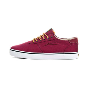 Manchester Lean - Oxblood Twill (4368537976910)