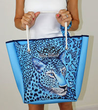 Feline Neoprene Bag