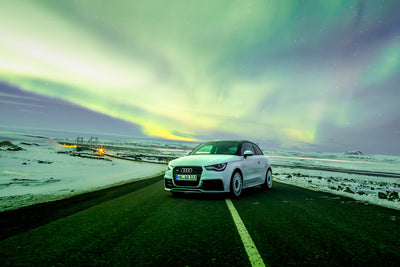 HOW THE A1 CAME TO ICELAND