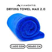 Drying Towel Max 2.0 BLAU/BLUE