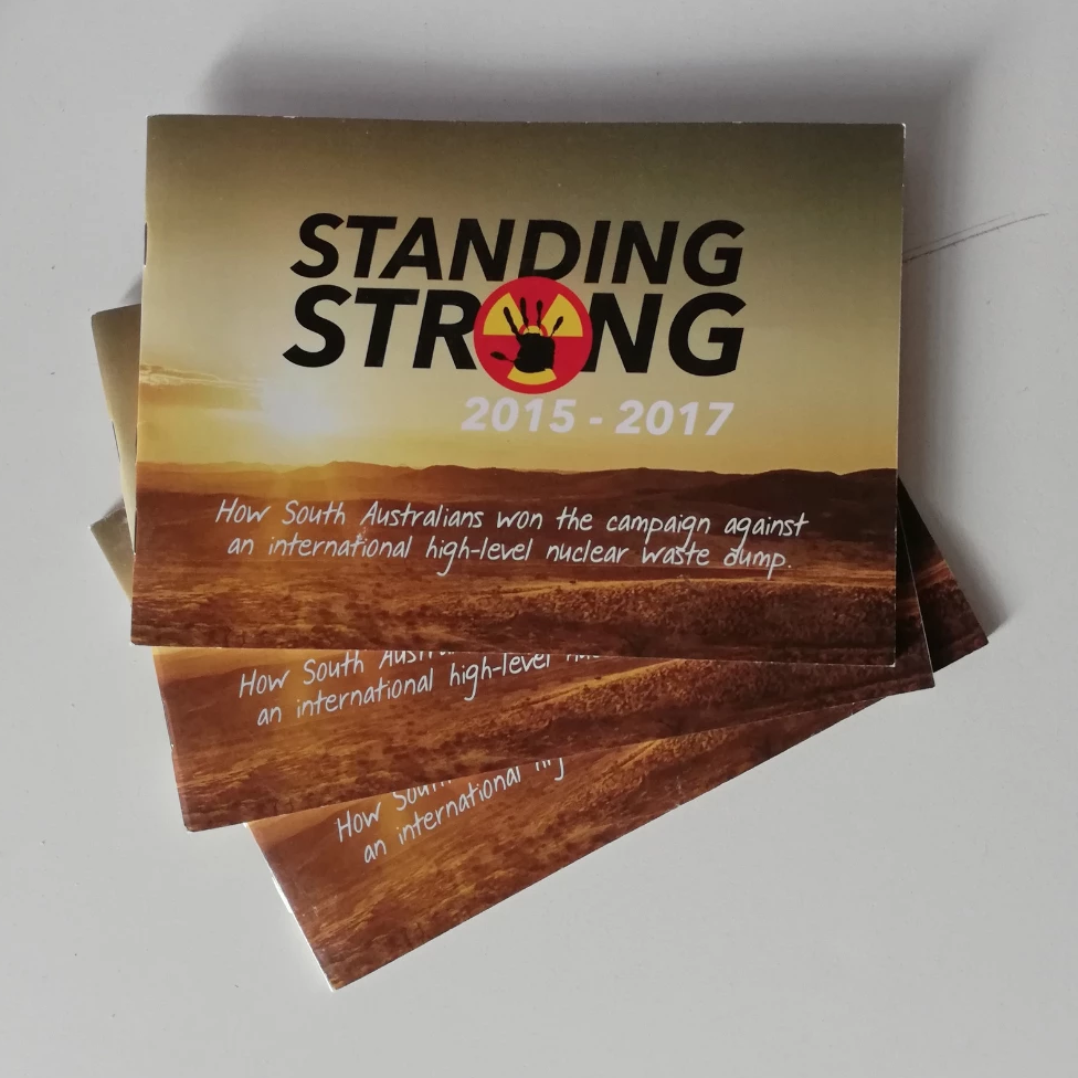 Standing Strong  2015-2017