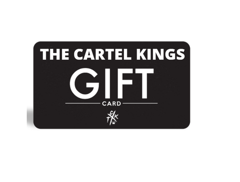 The Cartel Kings Gift Card