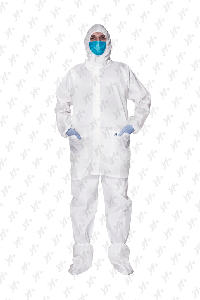 Personal Protective Clothing [PPC - Full Kit] - YES FASHIONS PVT. LTD.