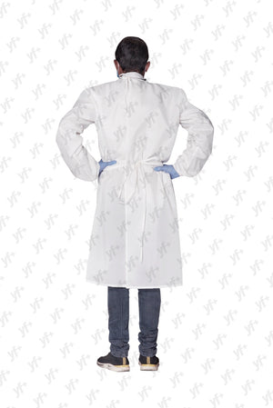 Dealer's Combo Doctor's Gown [Classic] Set Of 5 Pieces - YES FASHIONS PVT. LTD.