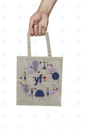 Anti-Virus Washable Bag [Design No.1] - YES FASHIONS PVT. LTD.