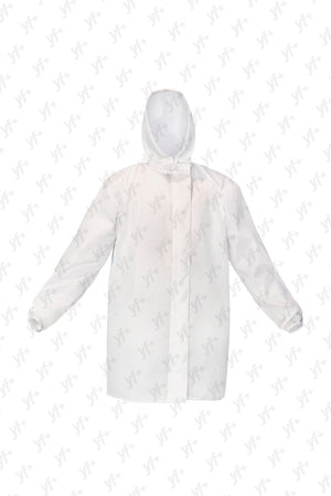 Overcoat With Hood - YES FASHIONS PVT. LTD.