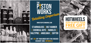 The Piston Works Detailing Emporium Launch Event