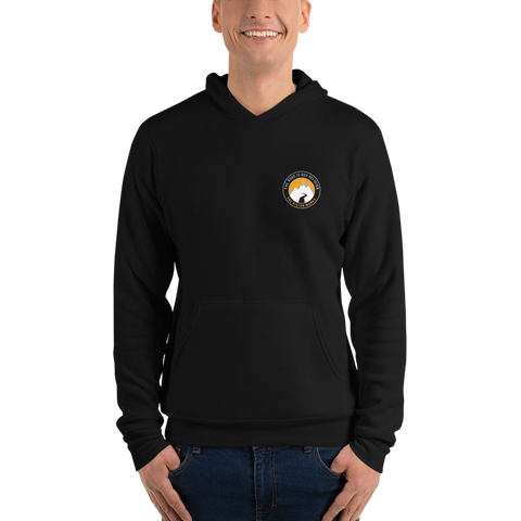 The Piston Works TRIOR Roundel Unisex hoodie