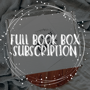 Monthly Subscription: Full Book Box
