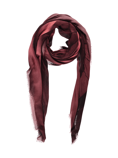 Merlot Hover Modal/Cashmere Scarf