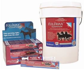 Equimax Elevation Horse Wormer