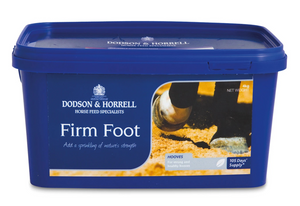 Dodson & Horrell Firm Foot