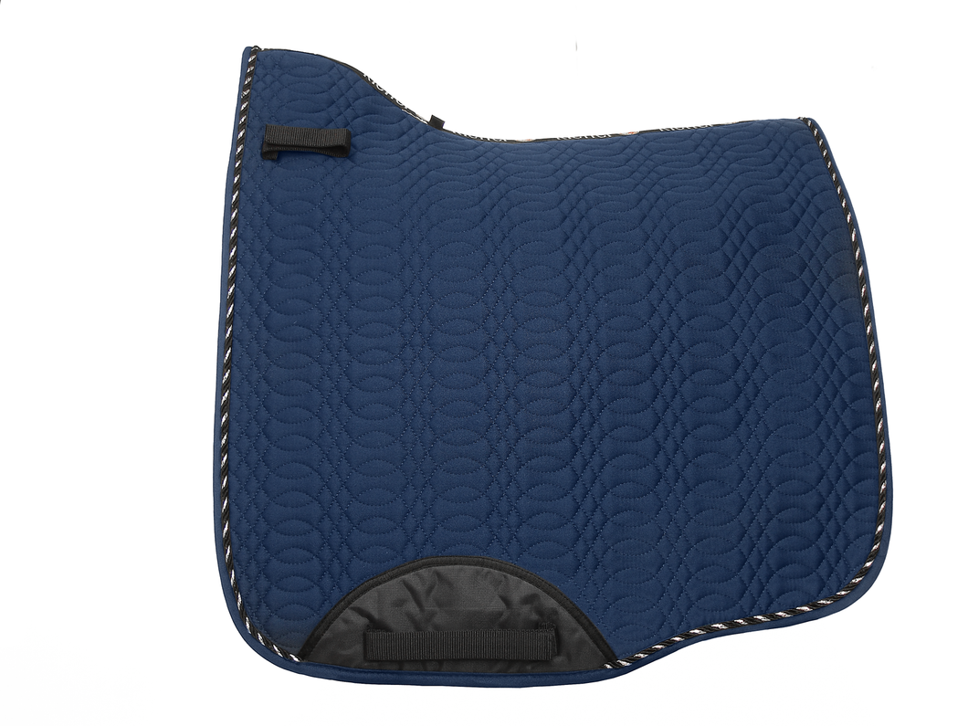 Kieffer Dressage Saddle Pad Navy