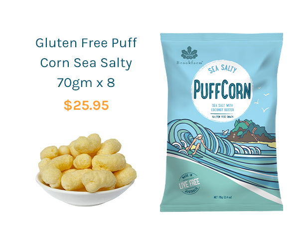 brookfarm puffcorn