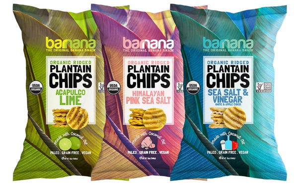 barnana food packaging
