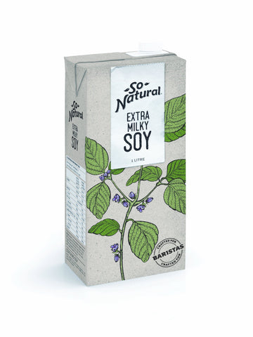 12 x Freedom Foods Extra Milky Soy (Gluten Free, Nut & Lactose Free)