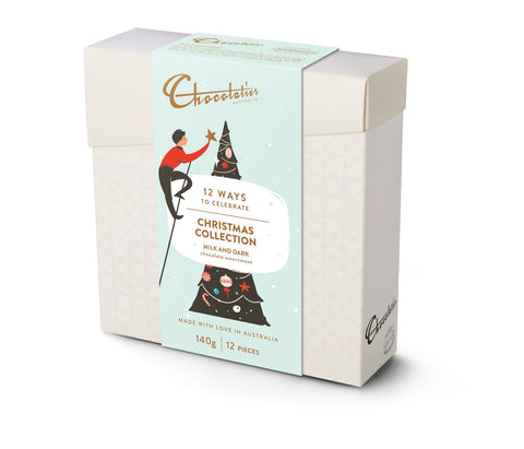 6 x Chocolatier 12 Ways to Celebrate Christmas Collection