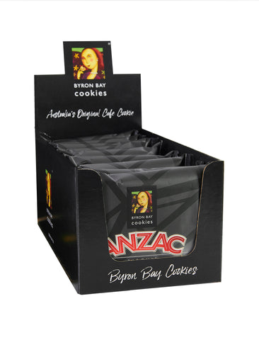 Byron Bay Cookie Company - Individually Wrapped Anzac Biscuits x 12
