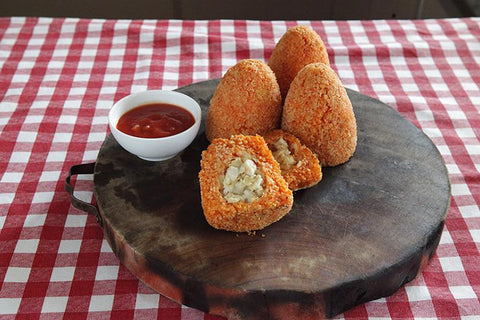 24 x Chefs Edge Large Arancini - Chicken Cheese & Thyme