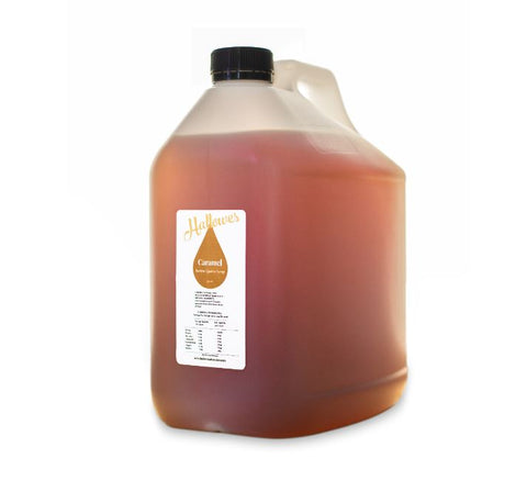 DFT Cafe - 4L Caramel Coffee Syrup