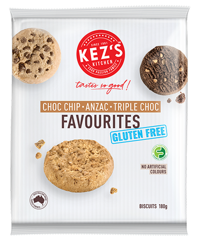Kez's Kitchen - Mixed Favourites 180gx6
