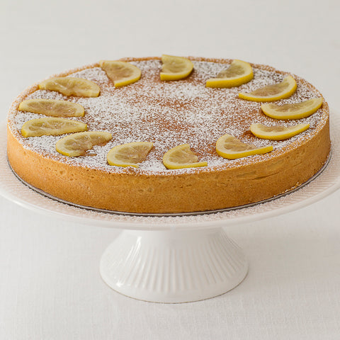 Tempting Treats - Lemon and Lime Tart 11 inch