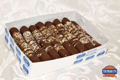Tim Products - Hazelnut Logs x 16
