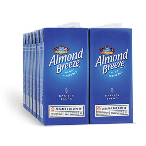 Freedom Foods - Almond Breeze Barista Blend 1L x 8
