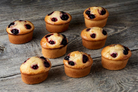 16 x Looma's Gluten Free Friands - Berry