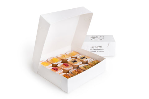Bloomspoon - Assorted Friands x 12