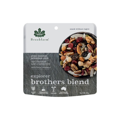 Brookfarm - Brothers Blend Explorer Mix 35g x 36