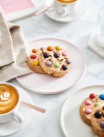 Byron Bay Cookie Company - Cafe Style Dotty Cookie x 12