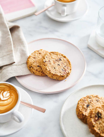 Byron Bay Cookie Company - Cafe Style Sticky Date & Ginger Cookie x 12