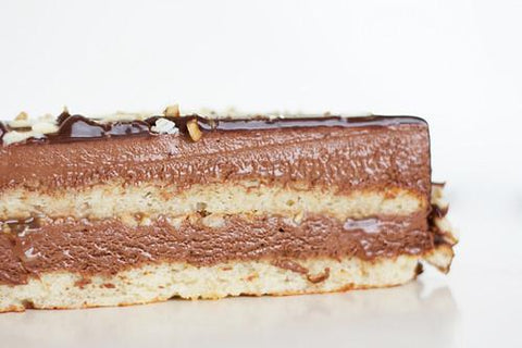Looma's Cake - Chocolate Truffle (Gluten Free) Tarts, Cake Slices, Friands Loomas